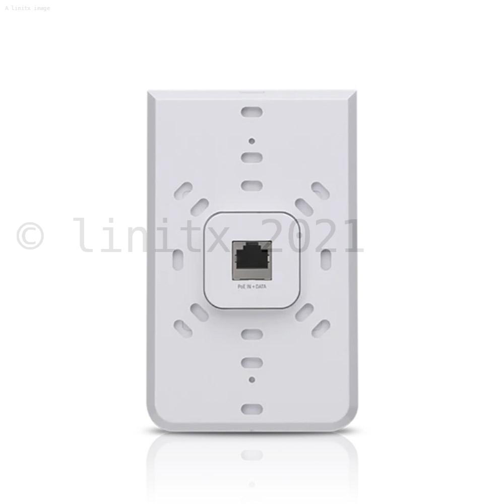 Ubiquiti Unifi In Wall 802 11ac Wave 2 Wi Fi Access Point