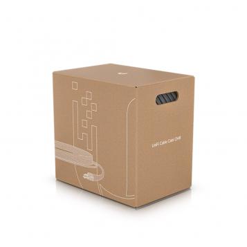 Ubiquiti UniFi Indoor UTP Cat6 Ethernet Cable 1000 Feet (305m) - UC-C6-CMR