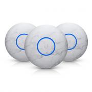 Ubiquiti UniFi NanoHD Skin Cover Marble - 3 Pack nHD-cover-Marble-3