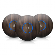 Ubiquiti UniFi NanoHD Skin Cover Wood - 3 Pack