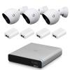 Ubiquiti UniFi Protect G3 Bullet CCTV Cameras + NVR Starter Kit