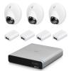 Ubiquiti UniFi Protect G3 Dome CCTV Cameras + NVR Starter Kit