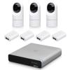 Ubiquiti UniFi Protect G3 Flex CCTV Cameras + NVR Starter Kit