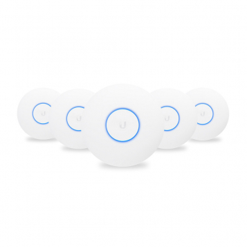 Ubiquiti UniFi UAP AC nanoHD Wireless Access Point 5 Pack - UAP-nanoHD-5 (No PoE Injectors)