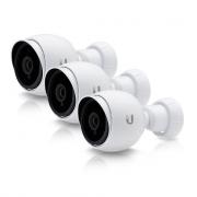 Ubiquiti UniFi Video Camera G3 1080P 802.3af IP UVC-G3-BULLET-3 3 Pack (No PoE Injectors)