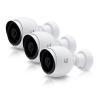 Ubiquiti UniFi Video Camera G3 1080P 802.3af IP UVC-G3-BULLET-3 3 Pack (No PoE Injectors)