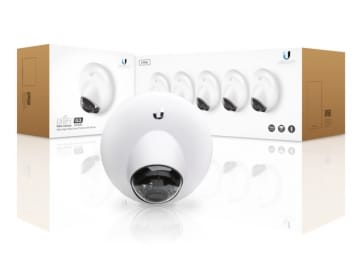 Ubiquiti UniFi Video Camera G3 Dome 1080P IP CCTV UVC-G3-DOME-5 5 Pack (No PoE Injectors)