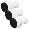 Ubiquiti UniFi Video G3-PRO Camera 3 Pack - UVC-G3-PRO-3 (No PoE Injectors)