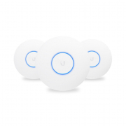Ubiquiti Unifi AC Pro AP Access Point 3 Pack UAP-AC-PRO-3 (No PoE Injectors)