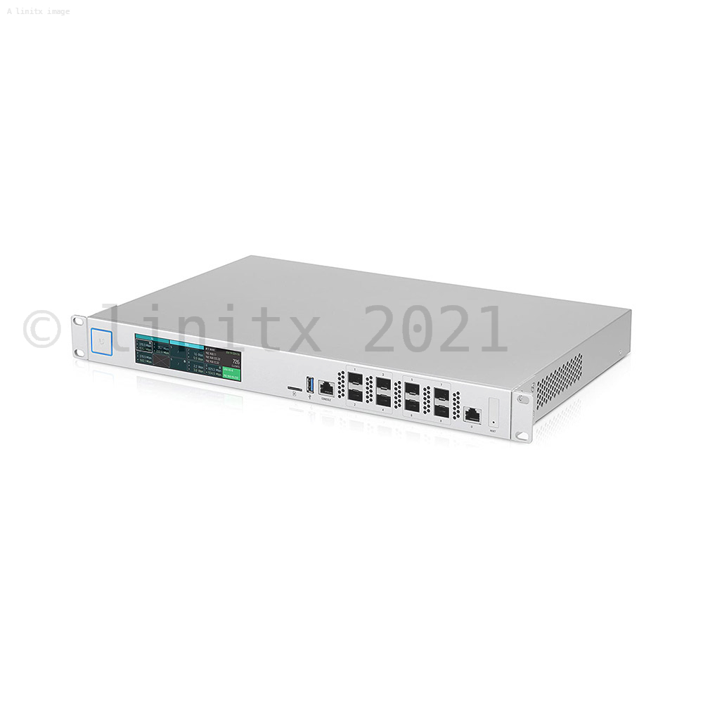 Ubiquiti Unifi Security Gateway XG - USG-XG-8 - LinITX com