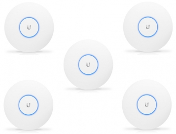 Ubiquiti Unifi AC LR AP Long Range Access Point UAP-AC-LR-5 5 Pack (No PoE Injectors)