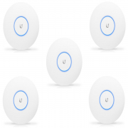 Ubiquiti Unifi AC Pro AP Access Point 5 Pack UAP-AC-PRO-5 (No PoE Injectors)