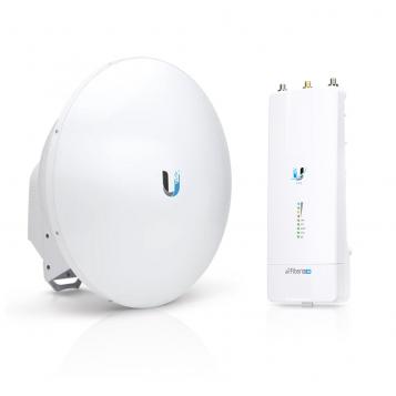 Ubiquiti airFiber PtP Radio + Dish Kit AF-5XHD + AF-5G23-S45 (23 dBi)