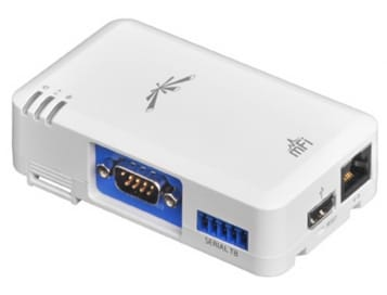 Ubiquiti mFi mPort - Serial and WiFi - EX DISPLAY