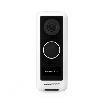 Ubiquiti UniFi Protect G4 WiFi Video Doorbell - UVC-G4-DOORBELL