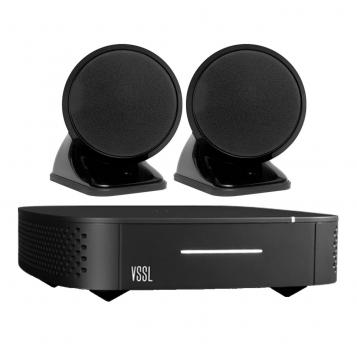 VSSL A.1 Streaming Amplifier + 2 x FREE TruAudio SAT3 Speakers