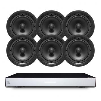 VSSL A.3 Streaming Amplifier + 6 x FREE TruAudio PP-6 Speakers
