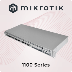 MikroTik 1100 Series Routers