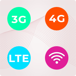 3G 4G LTE Mobile Data