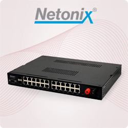 Netonix DC WISP Switch