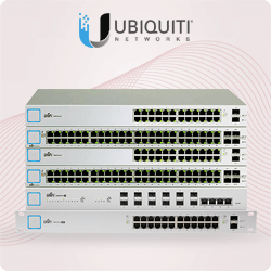 Ubiquiti Network Switches