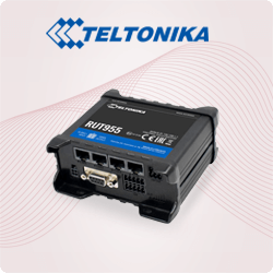 Teltonika 3G 4G LTE Routers